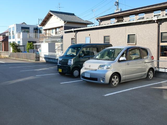 貝原事務所 若葉町駐車場